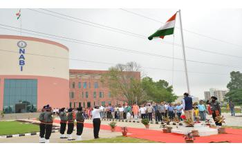 NABI celebrated 72nd Independence Day